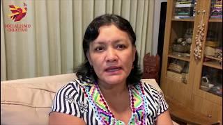 Valéria Paye, da COIAB, fala do enfrentamento ao Covid-19 nas comunidades indígenas