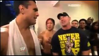 Teddy Long , Booker T & WWE Superstar Backstage - WWE Raw 24/1…