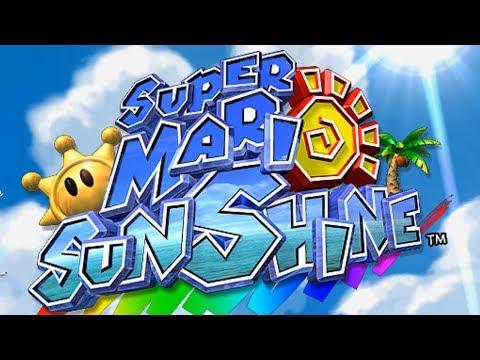 Super Mario Sunshine - Complete Walkthrough (100%)