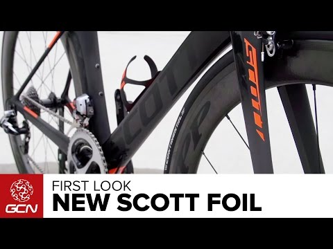 NEW Scott Foil - First Look