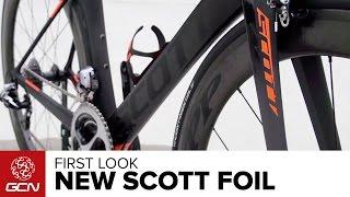 NEW Scott Foil - First Look