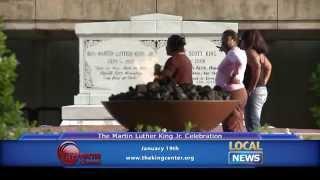 MLK Day in Atlanta - Atlanta Channel