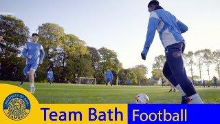 Football at the University of Bath
