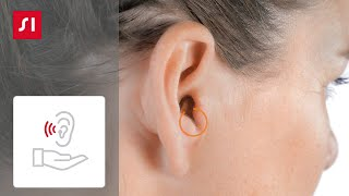 How to take your Silk hearing aid out of your ear.