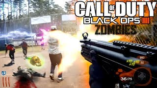 Black Ops Zombies In Real Life