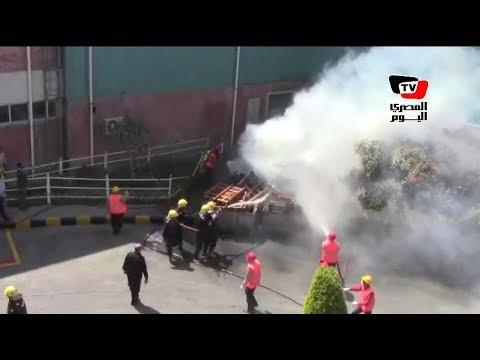 المصري اليوم:تجربة إخلاء حريق بمدرسة في أسوان «قلبت جد»: اختناق 9 طالبات