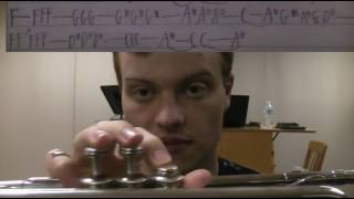 How to Play Attention on Trumpet