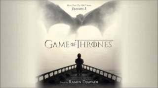 Game of Thrones Season 5 OST - 03. House of Black and White