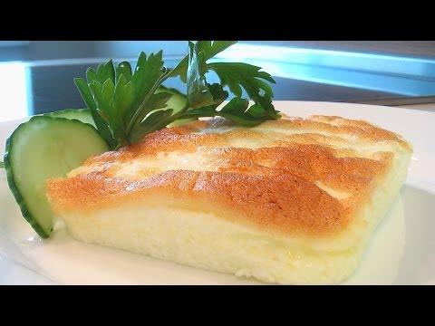 Белковый омлет со сметаной, запеченный. Книга о вкусной и здоровой пище