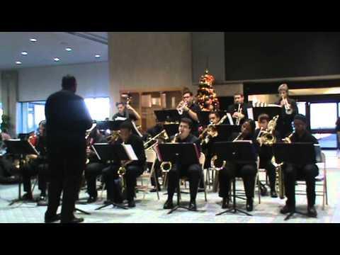 Lakewood High Big Band Jazzy Christmas