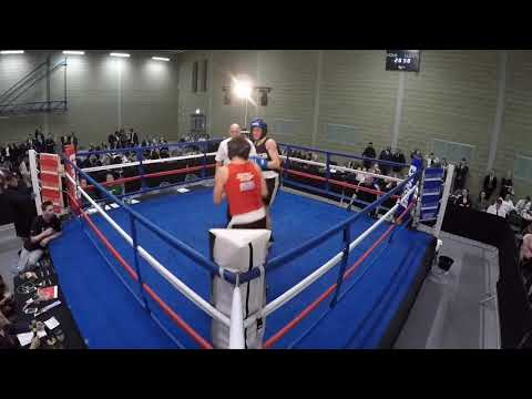 Ultra White Collar Boxing | Walsall | Danny Ryan VS Billy The Kid