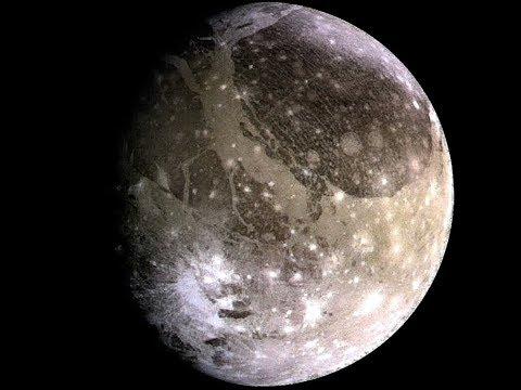 The Oceans of Ganymede