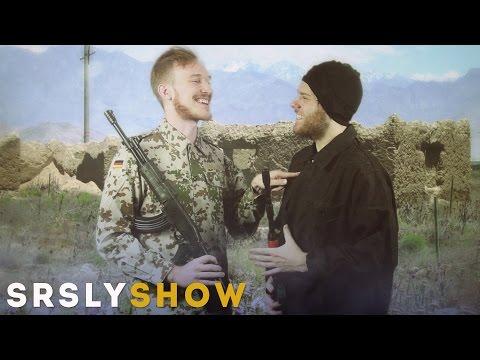 Flüchtlingen und Terroristen helfen | SRSLY SHOW
