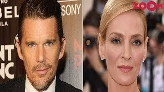 Ethan Hawke Opens Up On Going In Depression Post Divorce With Uma Therman & More | Hollywood News