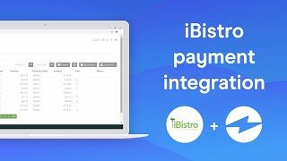 Accept Credit Card Payments in iBistro | Payment Integration