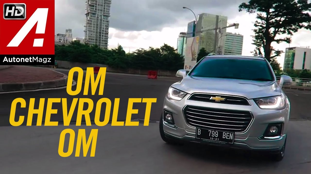Chevrolet Captiva 2017 >> Review Chevrolet Captiva Facelift Test Drive By Autonetmagz
