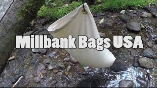 Millbank Bag U.S.A. (How to & use of) the original pre-filter