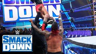 Rey Mysterio vs. Jey Uso: SmackDown, Aug. 20, 2021