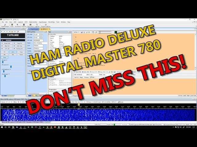ham radio with k0pir video, ham radio with k0pir clip
