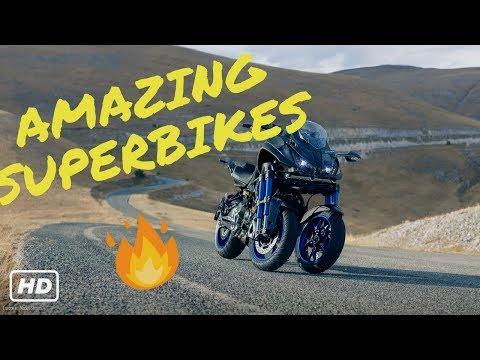 7 AMAZING SUPERBIKES IN THE WORLD !!
