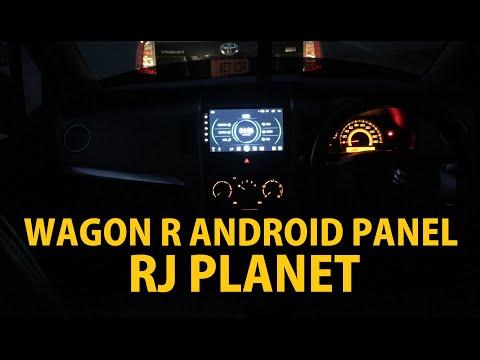 Suzuki Wagon R Android Panel Installation