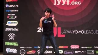 2013 East Japan Yo-Yo Contest B Block 1A Reiki Saekiya