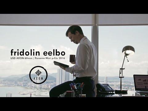 Legend on Aeons - Fridolin Eelbo in Panama - USD Skates