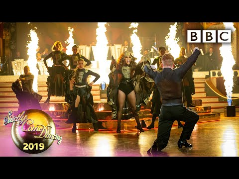 Alex and Neil Paso Doble to 'Run The World (Girls)' - Blackpool | BBC Strictly 2019