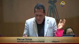 Manuel Ochoa - Sesión 479 - #DíaDeLaNiña