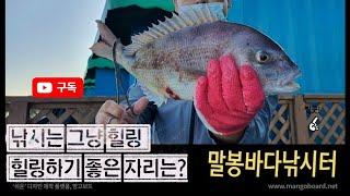 대부도 말봉바다낚시터 힐링포인트(Fishing)