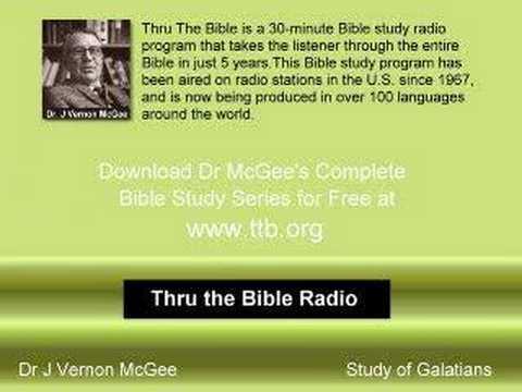 J. Vernon McGee - Thru the Bible - New Testament - Bible ...