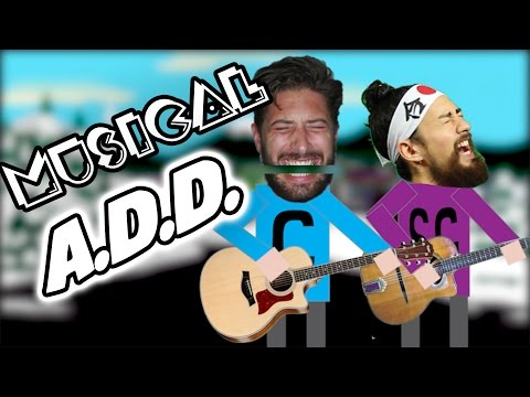 MUSICAL A.D.D. (South Park Theme Song) feat. Samurai Guitarist