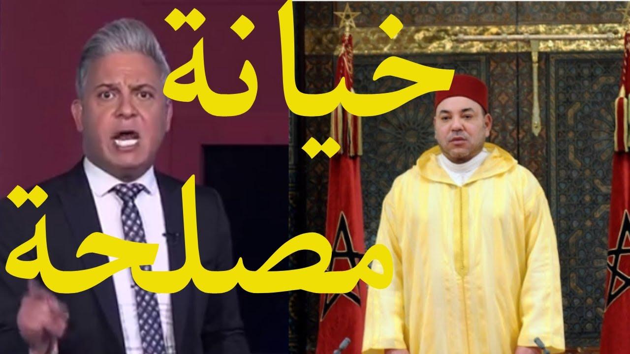 تعليق ناري من معتز مطر على تطبيع العلاقات بين المغرب و إسرائيل