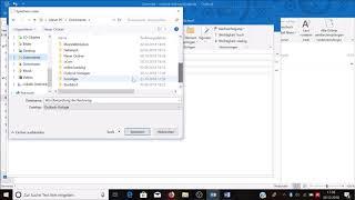 E Mail Vorlage Für Outlook Erstellen