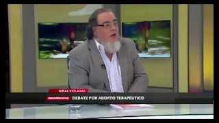 Debate en Medianoche de TVN (completo) - English subtitles