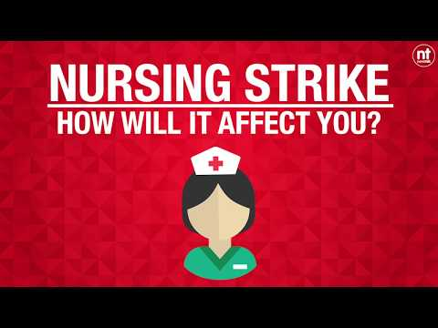 Nursing Strike: How Will It Affect You? Mp3
