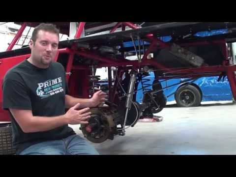B Mod Chassis Guide For Fans And Newbies (Rear Suspension)