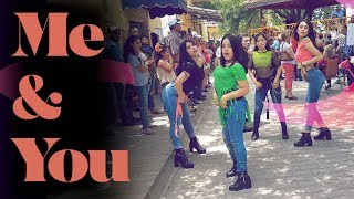 [KPOP IN PUBLIC CHALLENGE] EXID(이엑스아이디) - 'ME&YOU' - DANCE COVER BY 8 HOURS MEXICO