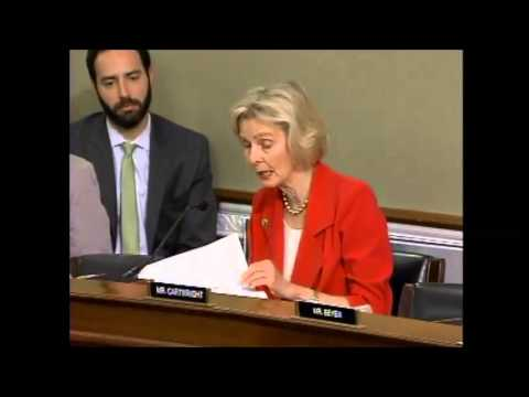 Capps Speaks on Offshore Drilling Safety