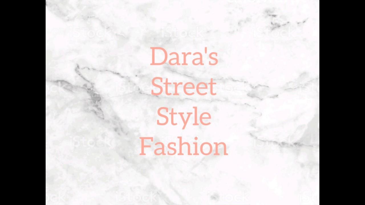 Dara's Street Style in Paris