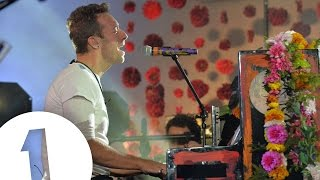 Coldplay Adventure Of A Lifetime Live For Bbc Radio 1