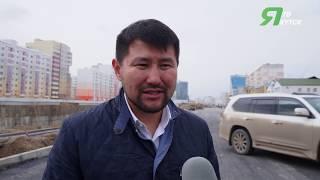 Сардана Авксентьева совершила обьезд ремонтируемых обьектов