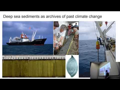 Proxies for Past Climate and Long timescale climate change and weathering