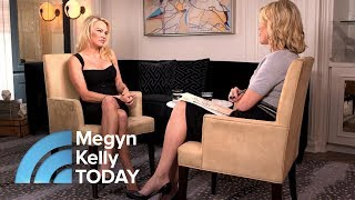 Pamela Anderson Opens Up About Her Friendship With WikiLeaks' Julian Assange | Megyn Kelly TODAY