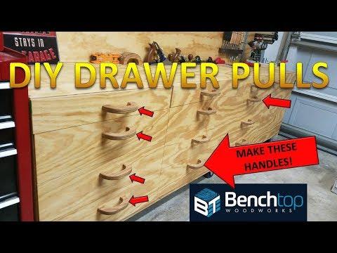 DIY Drawer Handles
