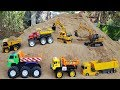 Construction Vehicles Toys for Children Excavator Dump Truck Cars Toys   Vic Vic