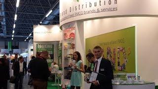 Anuga 2015 Fair Cologne Brand Distribution Poland