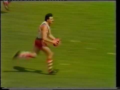 WAFL 1981 Grand Final Claremont V South Fremantle