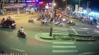 Vụ tai nạn làm một nữ sinh lớp 10 chết thảm tại Đà Nẵng ngày 17/10/2017