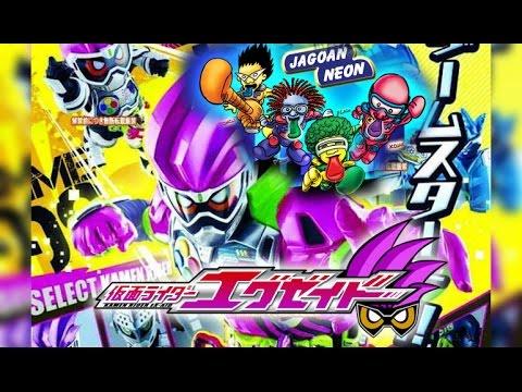 [New Kamen Rider Series] Kamen Rider Ex-Aid Revealed - Kamen Rider Jagoan Neon?